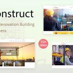 Construct Construction WordPress Theme