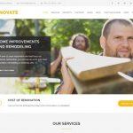 Renovate Construction Renovation WordPress Theme