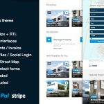Zoner – Real Estate WordPress Theme