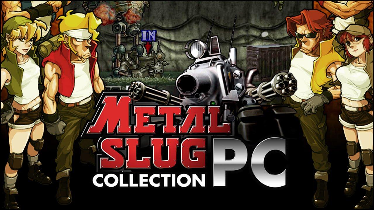 Metal Slug Pc Game Collection